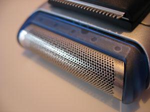 Droog elektrisch scheren